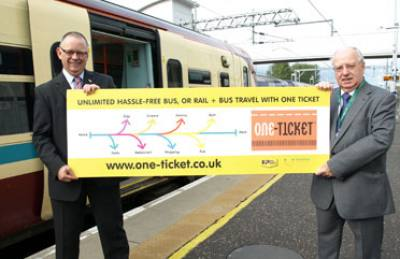 One-Ticket launches marketing blitz in West Lothian